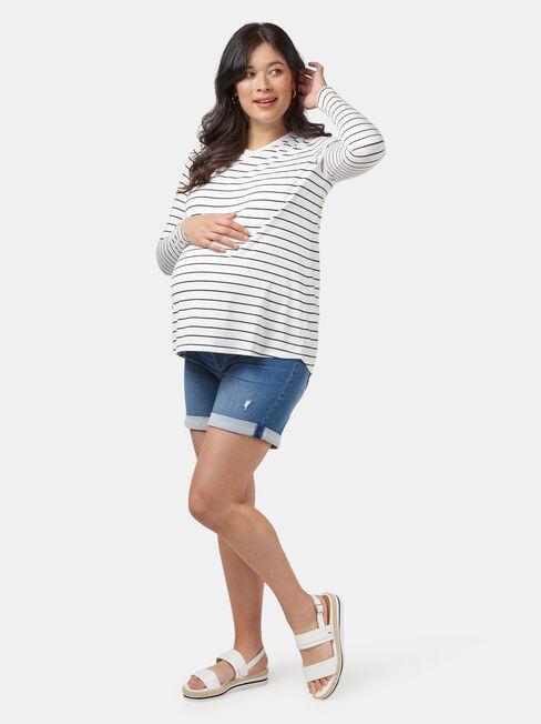Tina Maternity Tee