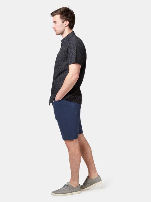 Gus Short Sleeve Textured Shirt