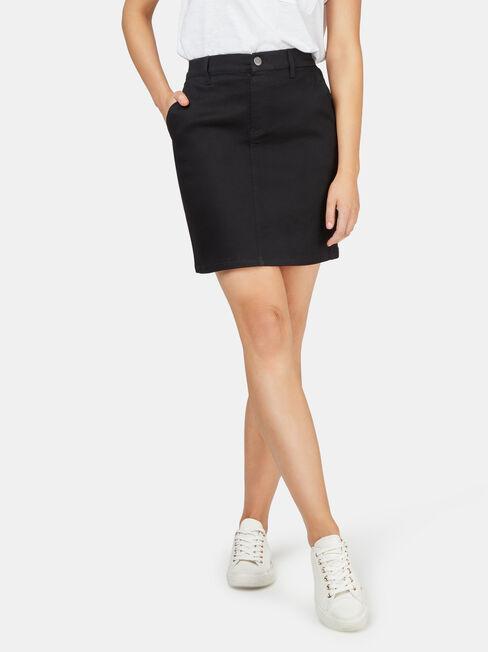 Bella Luxe Lounge Skirt