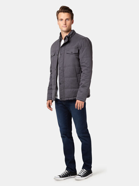 Northcrest Puffer Jacket, Grey, hi-res