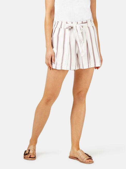 Pandora Soft Short, Stripe, hi-res