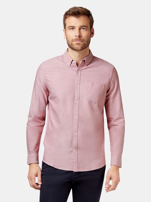 Hayes Long Sleeve Oxford Shirt