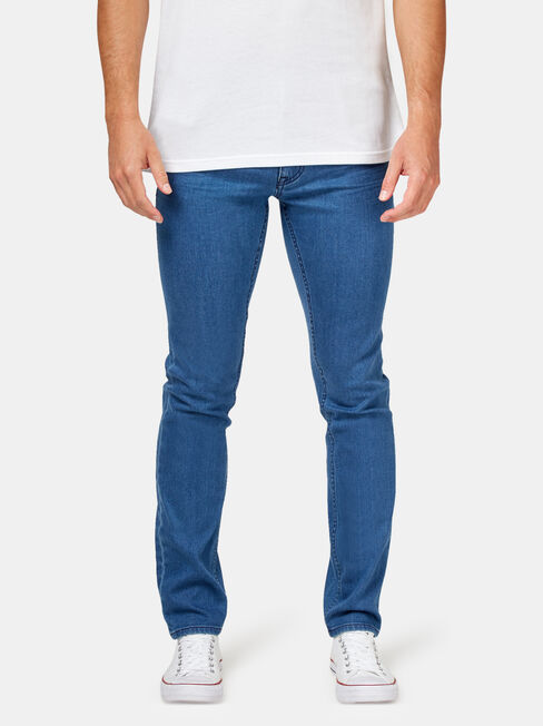 Skinny Jeans Mission Blue