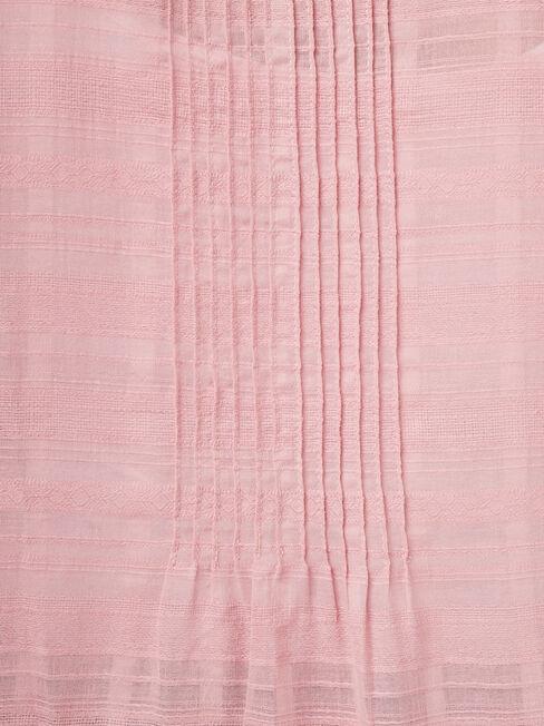 Polly Printed Kimono, Pink, hi-res