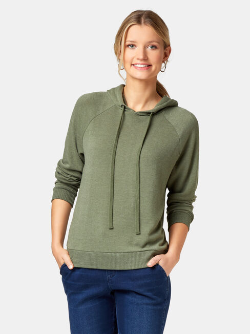 Khloe Soft Touch Hoodie