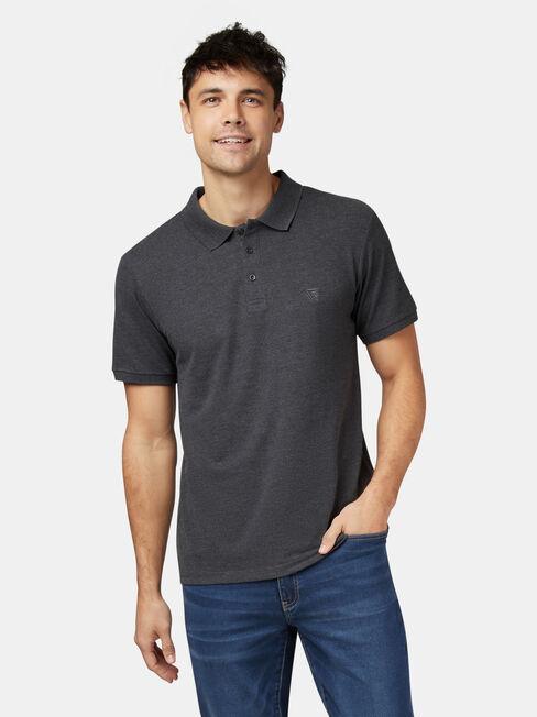 Charlie Short Sleeve Polo