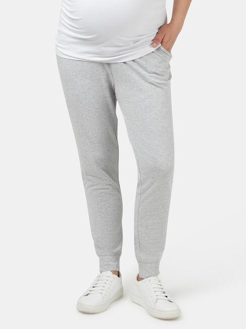 Louisa Drop Crotch Jersey Pant