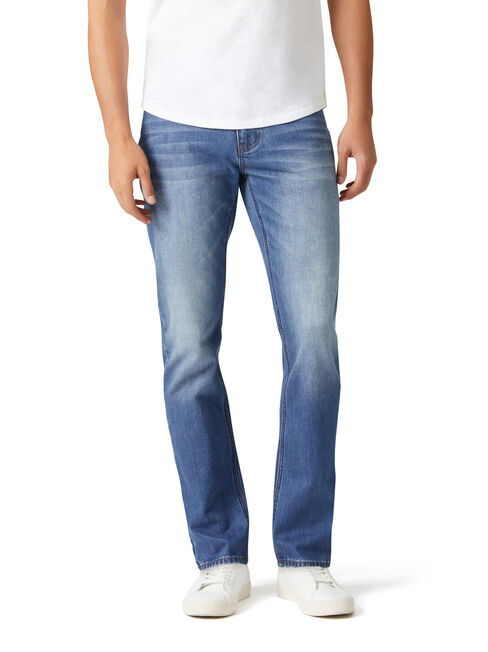 Slim Straight jeans Mineral Blue