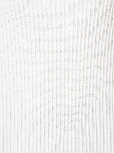 London Ottoman Pullover, White, hi-res