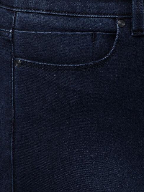 Freeform 360 Contour Skinny 7/8 Jeans Midnight, Dark Indigo, hi-res