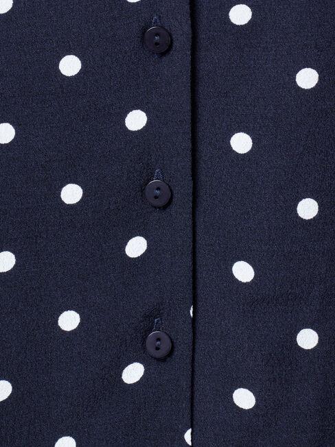 Pippa Shirt, Print, hi-res