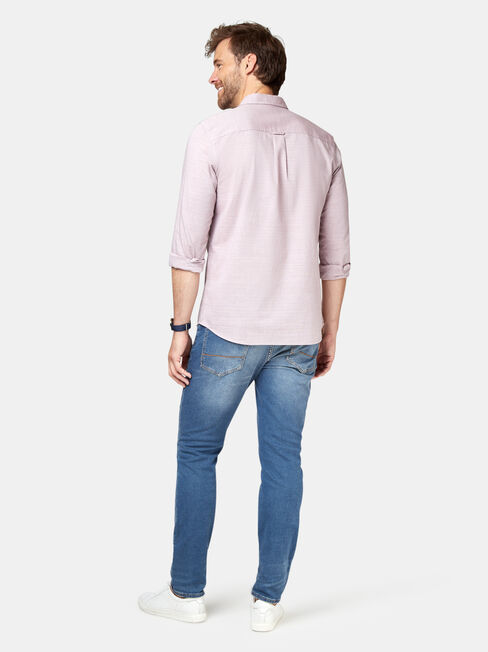 Camden Shirt, Red, hi-res