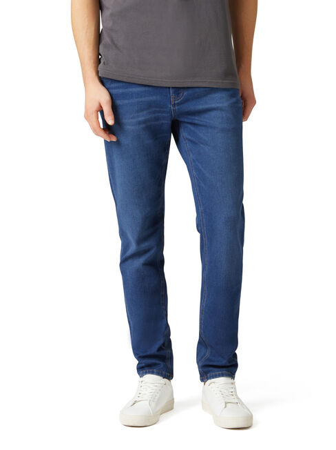 Side Pocket Knit Jean