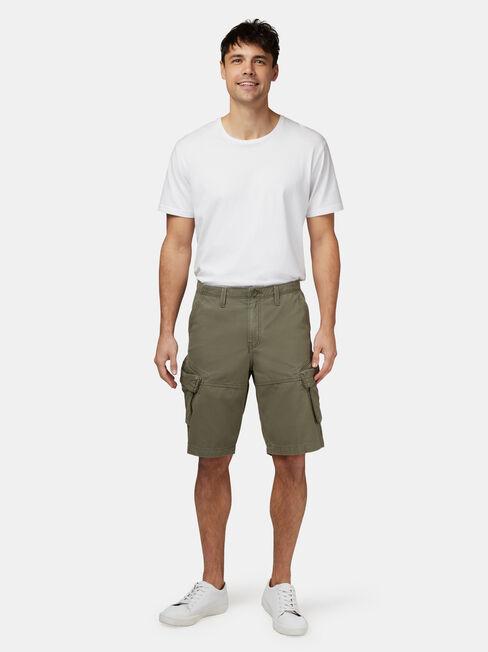 Archie Cargo Short, Green, hi-res