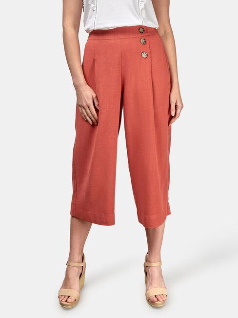 Naomi Wide Leg Crop Pant