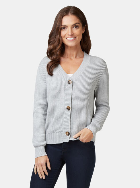 Camille Cropped Cardigan