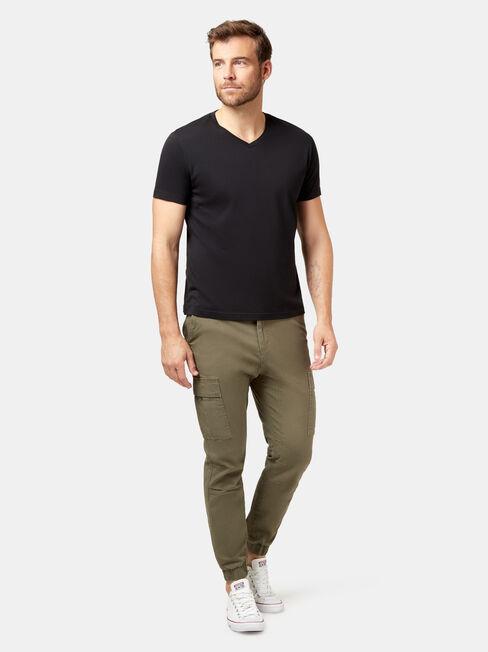 Hugh Cargo Pant, Green, hi-res