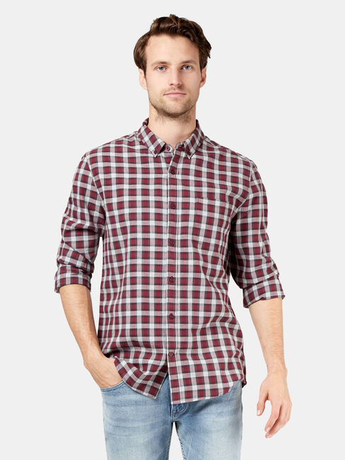 LS Laurie Check Shirt