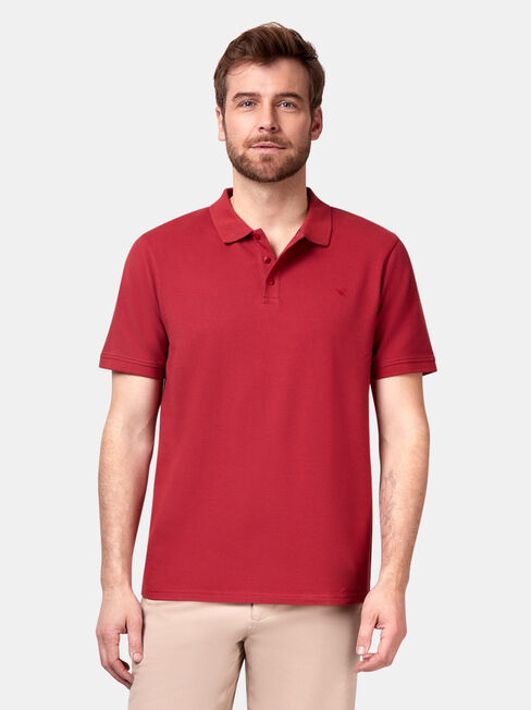 Jacob Short Sleeve Polo