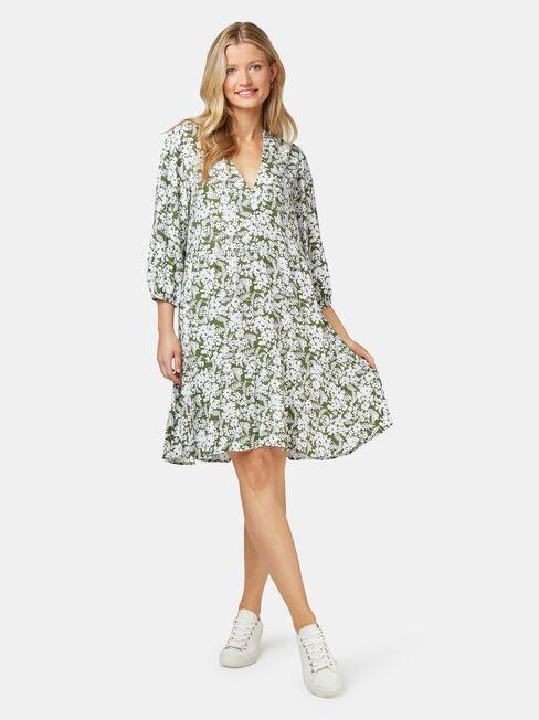 Natasha Tiered Dress