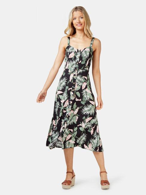 Charlie Dress, Floral, hi-res