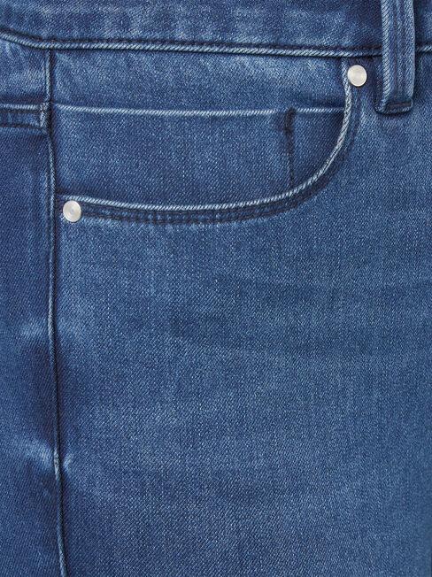 Freeform 360 Contour Skinny 7/8 Jeans Dark Vintage, Mid Indigo, hi-res