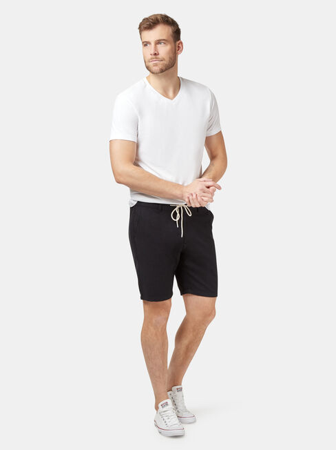Tommy Tie Front Short