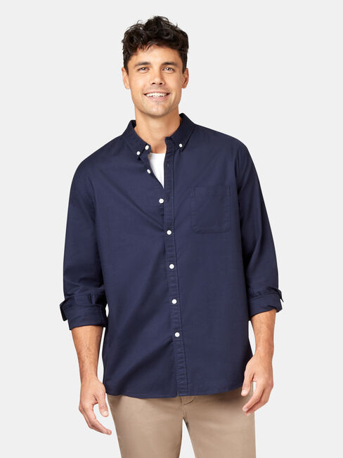 LS Heston Oxford Shirt