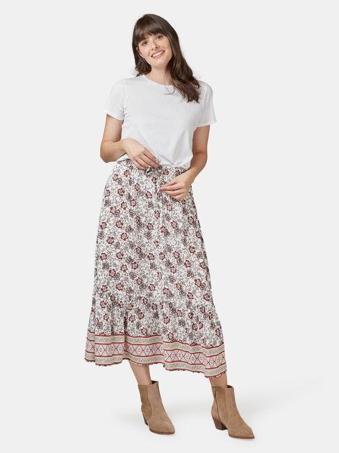 Kira Tiered Skirt