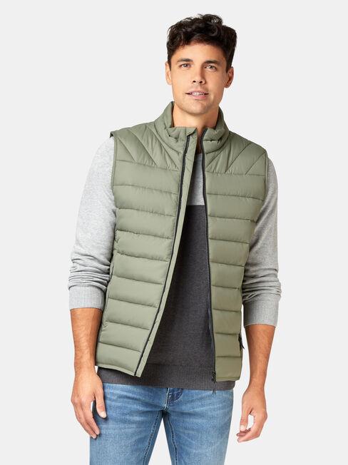 Jonah Vest, Green, hi-res