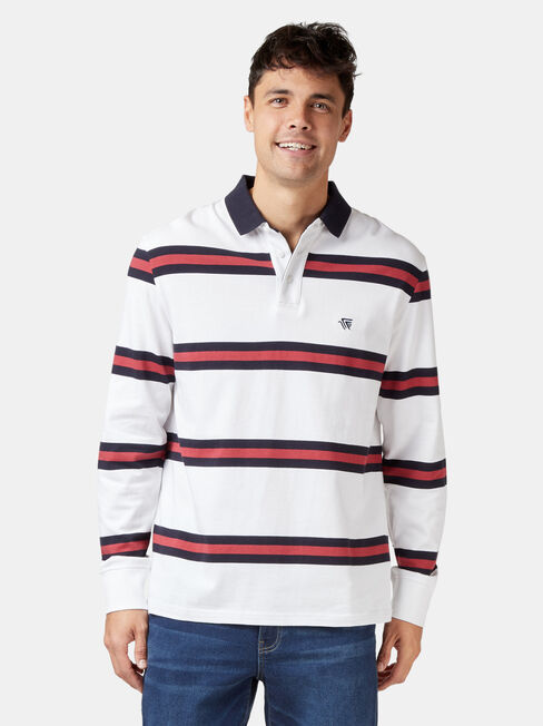 LS Archer Rugby Polo