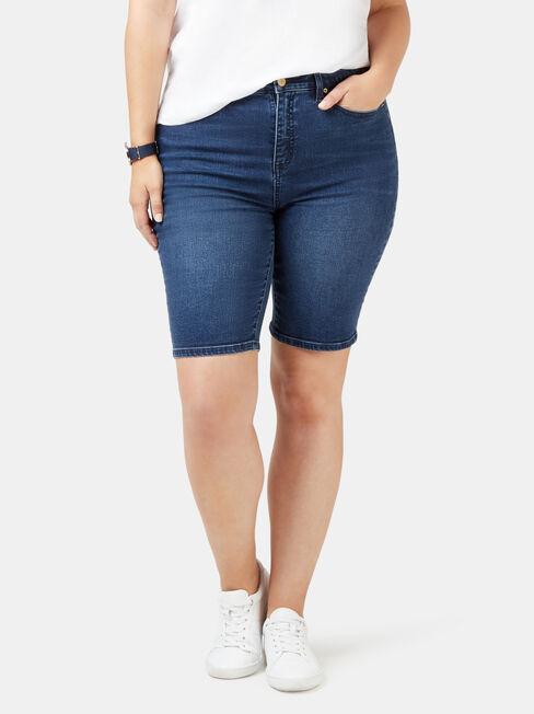 Talia Curve Embracer Knee Length Short