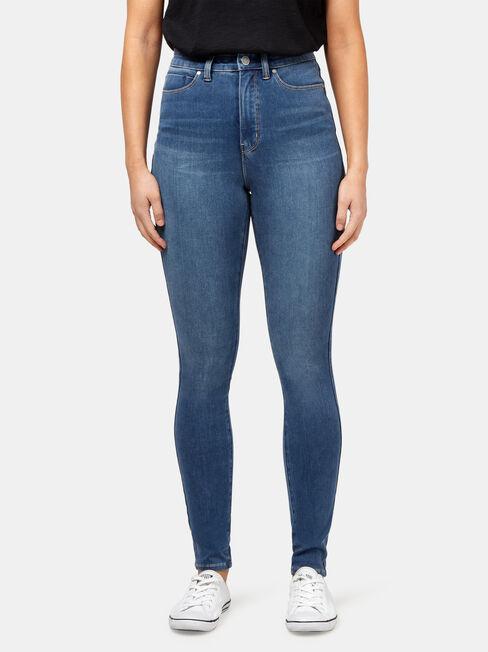 Freeform 360 Contour Skinny High Waisted Jeans