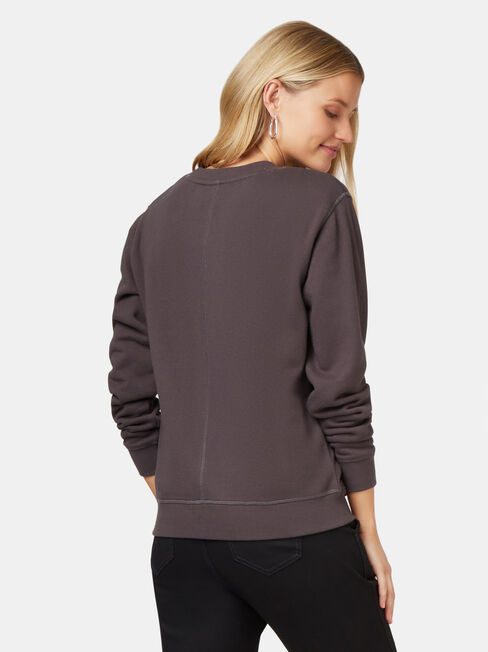 Maeve Sweater, Grey, hi-res