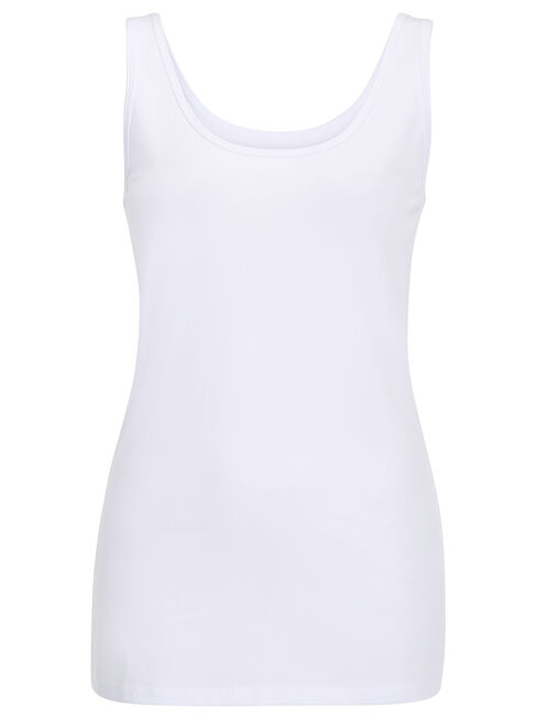 Lola Cotton Basic Tank