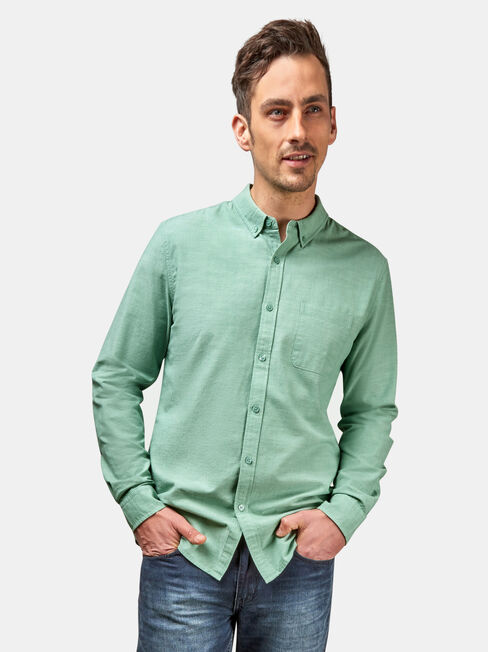 Bennett Long Sleeve Textured Shirt