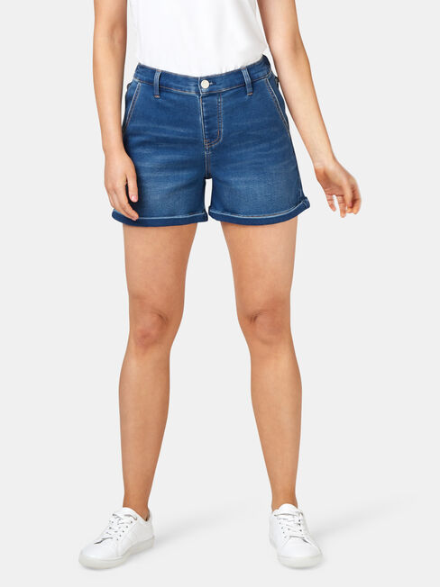 Sandy Luxe Lounge Short