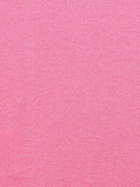 Bella Broderie Tee +, Pink, hi-res