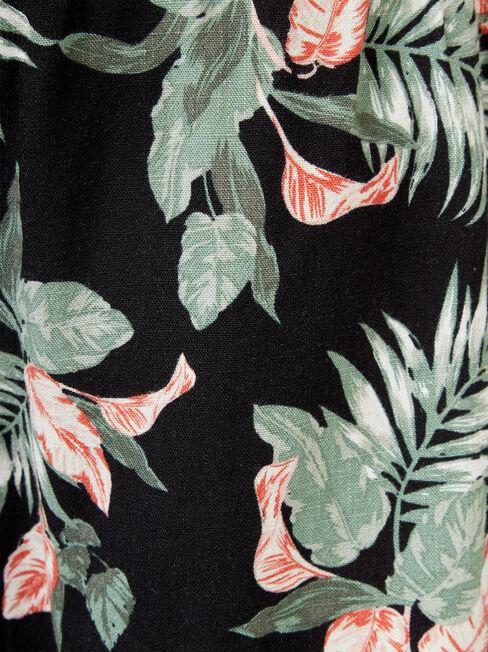 Helena Soft Short, Floral, hi-res