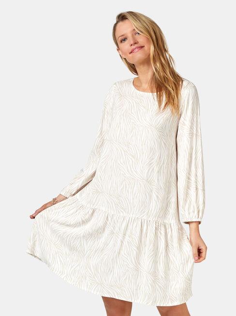 Emilia Tiered Dress