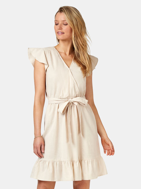 Arianna Ruffle Dress