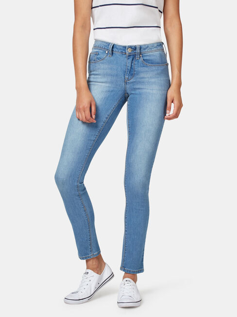 Skinny Jeans Soft Blue