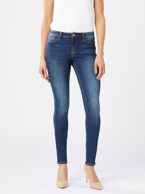 Skinny jeans Mid Vintage