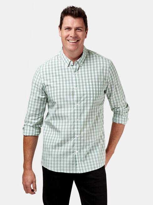 Knox Long Sleeve Check Shirt