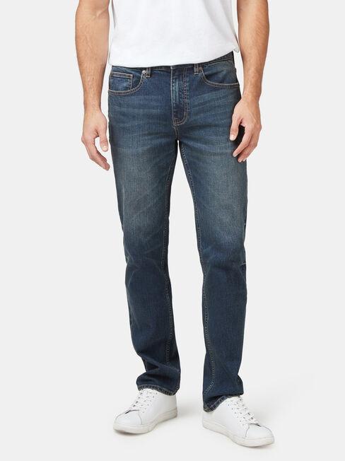 Slim Straight Jeans True Vintage