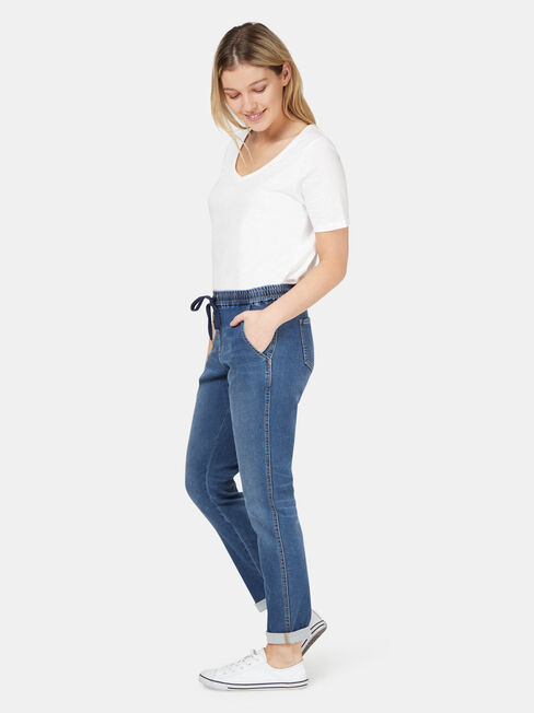 Amy Luxe Lounge Jogger Mid Vintage