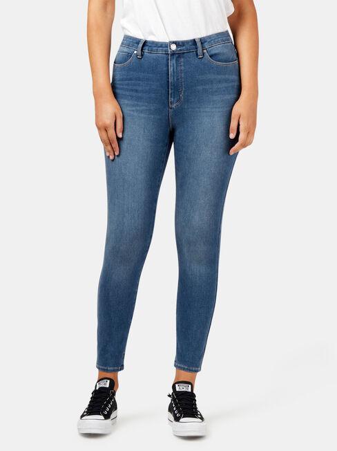 Freeform 360 Contour CE H/W Skinny 7/8 Jeans