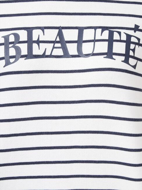Maeve Sweater, Stripe, hi-res