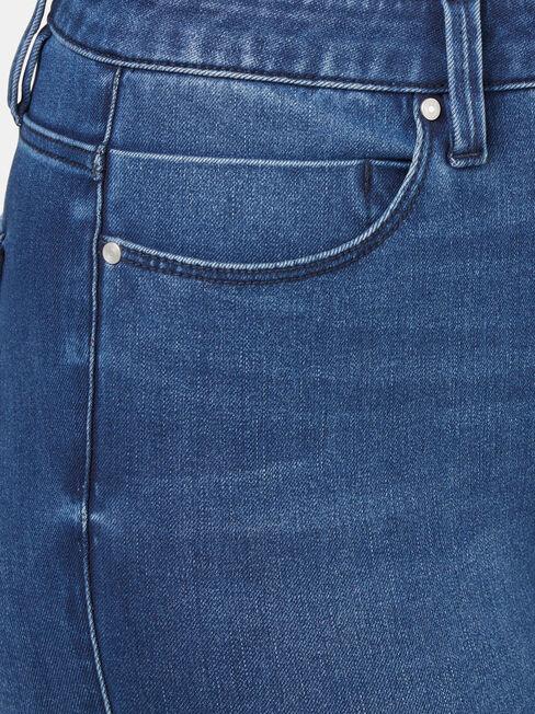 Freeform 360 Contour Curve Embracer Skinny 7/8 Dark Vintage, Mid Indigo, hi-res