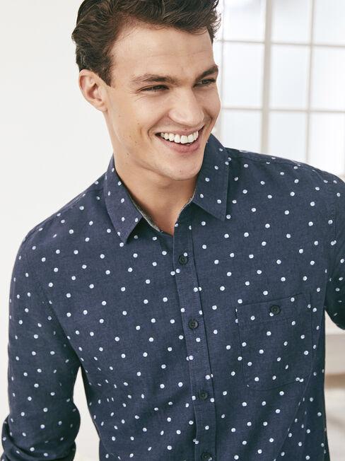 LS Dawson Print Shirt